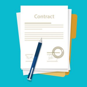 Never too late to get contracts out to your employees…