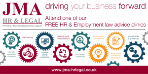 Drive your Business Forward – FREE HR & Employment Law Advice Clinic